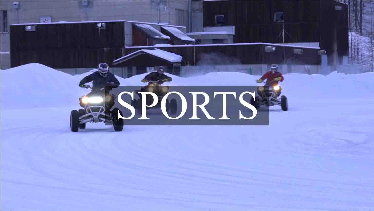 Catégorie sport de Jsb-drone